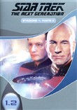 Star Trek Next Generation Stagione 01 #02 (4 Dvd)
