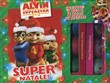 Alvin Superstar Collection (Limited Edition) (2 Dvd+6 Palle Di Natale)