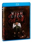 wish upon (blu-ray+card t...