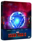 Iron Man 3 (3d) (ltd Steel Book Edition) (blu-ray+blu-ray 3d)