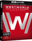 Westworld - Stagione 01 (3 4k Ultra Hd+3 Blu Ray)