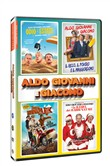 Aldo, Giovanni e Giacomo 4 Film Collection (4 Dvd)