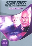 Star Trek Next Generation Stagione 04 #01 (3 Dvd)