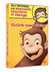 Curioso Come George (Dvd+maschera) (Carnevale Collection)