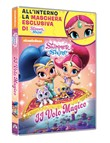 Shimmer And Shine - Il Volo Magico (Dvd+maschera) (Carnevale Collection)