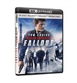 Mission Impossible - Fallout (Blu-Ray 4k Ultra Hd+blu-Ray)