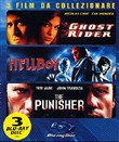 Ghost Rider / Hellboy / The Punisher (3 Blu-ray)
