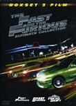 The Fast And The Furious Ultimate Collection (3 Dvd)