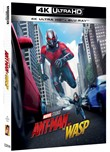 Ant-Man And The Wasp (Blu-Ray 4k Ultra Hd+blu-Ray)