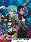 Sword Art Online Ii - Box #01 (Eps 01-14) (3 Dvd)