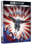 Dumbo (Live Action) (Blu-Ray 4k Ultra Hd+blu-Ray)
