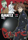 Gantz Box 01 (3 Dvd)