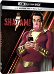 Shazam! (Blu-Ray 4k Ultra Hd+blu-Ray)