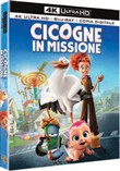 Cicogne in Missione (Blu-Ray 4k Ultra Hd+blu-Ray)