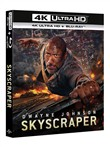 Skyscraper (Blu-Ray 4k Ultra Hd+blu-Ray)