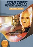 Star Trek Next Generation Stagione 05 #01 (3 Dvd)