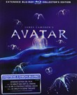 Avatar - Extended Collector's Edition (3 Blu-ray+libro)