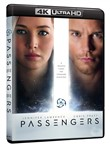 Passengers (Blu-Ray 4k Ultra Hd+blu-Ray)
