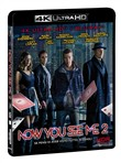 Now You See Me 2 (Blu-Ray 4k Ultra Hd+blu-Ray)