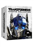 Transformers Quadrilogia (4 Dvd)