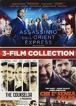 Assassinio Sull'orient Express / The Counselor / The Drop (3 Dvd)