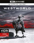 Westworld - Stagione 02 (3 4k Ultra Hd+3 Blu-Ray)