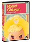 Robot Chicken - Stagione 07 (2 Dvd+gadget)