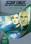 Star Trek Next Generation Stagione 03 #01 (3 Dvd)