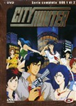 City Hunter - Stagione 01 #01 (4 Dvd)