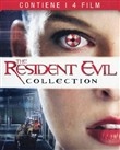 Resident Evil Collection (4 Blu-ray)