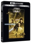 Star Wars - Episodio Ii - L'attacco dei Cloni (Blu-Ray 4k Ultra Hd+2 Blu-Ray)