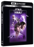 Star Wars - Episodio Iv - Una Nuova Speranza (Blu-Ray 4k Ultra Hd+2 Blu-Ray)