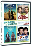 Ficarra e Picone Collection (4 Dvd)