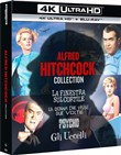 Alfred Hitchcock Collection (4 Blu-Ray 4k Ultra Hd+4 Blu-Ray)