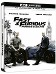Fast & Furious - Hobbs & Shaw (Blu-Ray 4k Ultra Hd+blu-Ray)