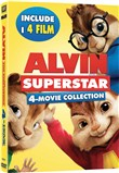 Alvin Superstar Box Set (4 Dvd)