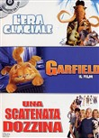 Kids Cofanetto (3 Dvd) (era Glaciale/garfield/scatenata Dozzina)