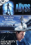 Abyss / The Day After Tomorrow / Minority Report (3 Dvd)