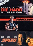 Die Hard / Commando / Speed (3 Dvd)