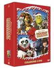 Dreamworks Christmas Shorts Collection (4 Dvd)