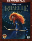 Ribelle - The Brave (3d) (Blu-Ray+blu-Ray 3d+e-Copy)