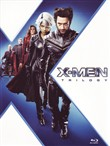 X-Men - Trilogy (3 Blu-Ray)