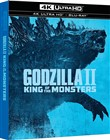 Godzilla - King Of The Monsters (Blu-Ray 4k Ultra Hd+blu-Ray)