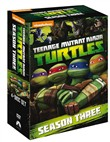 Teenage Mutant Ninja Turtles - Stagione 03 (4 Dvd)