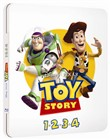 Toy Story Collezione Steelbook (4 Blu-Ray)
