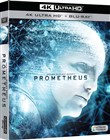 Prometheus (4k Ultra Hd+blu Ray)