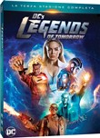 Dc's Legends Of Tomorrow - Stagione 03 (4 Dvd)