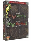 Maga Martina e Il Libro Magico del Draghetto / Maga Martina 2 - Viaggio in India (2 Dvd)