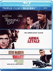 Training Day / Arma Letale / Bullitt (3 Blu-Ray)