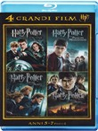 Harry Potter - 4 Grandi Film #02 (4 Blu-Ray)
